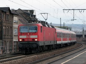 DB | 143 923-1 | Oberlahnstein | - | (c) Uli Kutting