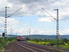 DB   143 925-6   Gau-Algesheim   23.05.2006   (c) Uli Kutting