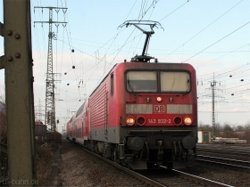 DB | 143 932-2 | Koblenz-Lützel | - | (c) Uli Kutting