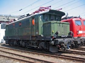 DB | E44 1170 | Südwestfälisches Eisenbahnmuseum Siegen | 12.08.2007 | (c) Uli Kutting