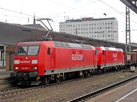DB | 145 007-1 | 145 274-8 | Koblenz Hbf | 15.08.2007 | (c) Uli Kutting
