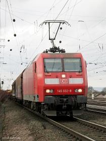 DB | 145 032-9 | Koblenz-Lützel | 18.12.2015 | (c) Uli Kutting