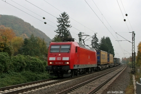 DB | 145 053-5 | Leutesdorf | 27.10.2015 | (c) Uli Kutting