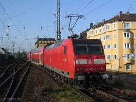DB | 146 006-2 | Koblenz Hbf | 6.09.2006 | (c) Uli Kutting