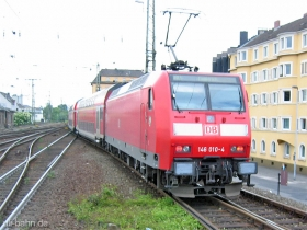 DB | 146 010-4 | Koblenz Hbf | 31.05.2006 | (c) Uli Kutting