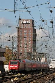 DB | 146 020 | Köln Hbf | 29.10.2015 | (c) Uli Kutting