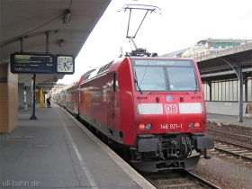 DB | 146 021-1 | Koblenz Hbf | 26.07.2006 | (c) Uli Kutting