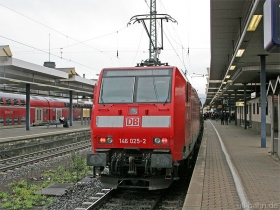 DB | 146 025-2 | Koblenz Hbf | 31.10.2008 | (c) Uli Kutting
