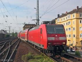DB | 146 029-4 | Koblenz Hbf | 26.07.2006 | (c) Uli Kutting