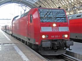 DB | 146 120-1 | Frankfurt Hbf | 23.01.2007 | (c) Uli Kutting