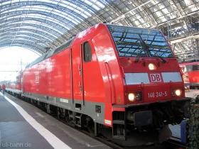 DB | 146 241-5 | Frankfurt Hbf | 25.01.2007 | (c) Uli Kutting