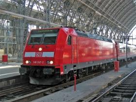DB | 146 247-2 | Frankfurt Hbf | 23.01.2007 | (c) Uli Kutting