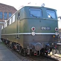 BR 150 / E50 - DB AG / DB