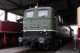 DB | E50 091 | DB Museum Koblenz | 24.01.2015 | (c) Uli Kutting