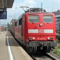BR 151 - DB AG / DB