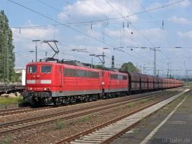 DB | 151 009-8 | Neuwied | 14.08.2007 | (c) Uli Kutting