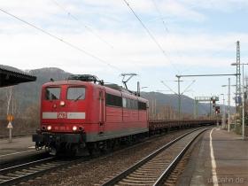 DB | 151 015-5 | Oberlahnstein | 10.03.2010 | (c) Uli Kutting