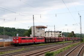 DB | 151 043-7 | 151 045-2 | Niederlahnstein | 13.05.2015 | (c) Uli Kutting