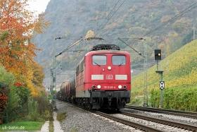 DB | 151 049-4 | Leutesdorf | 27.10.2015 | (c) Uli Kutting