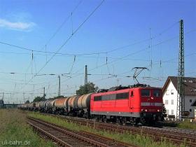DB | 151 079-1 | Gau-Algesheim | 6.09.2006 | (c) Uli Kutting