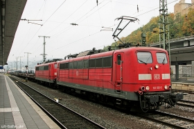 DB | 151 109-6 | 151 130-2 | Koblenz Hbf | 18.10.2015 | (c) Uli Kutting