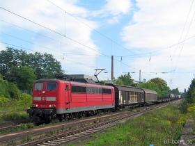 DB | 151 111-2 | Wiesbaden-Schierstein | 5.09.2006 | (c) Uli Kutting