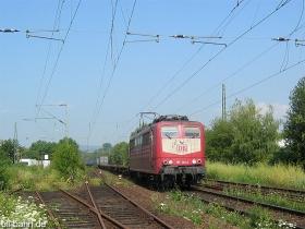 DB | 151 134-4 | Wiesbaden-Biebrich | 21.07.2006 | (c) Uli Kutting