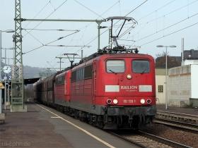 DB | 151 135-1 | Oberlahnstein | 23.03.2010 | (c) Uli Kutting