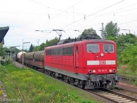 DB | 151 141-9 | Wiesbaden-Schierstein | 5.09.2006 | (c) Uli Kutting