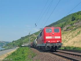 DB | 151 159-1 | Lorch (Rhein) | 5.07.2006 | (c) Uli Kutting