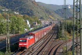 DB | 152 028-7 | Oberlahnstein | 11.10.2015 | (c) Uli Kutting