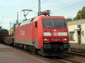 DB | 152 029-5 | Oberlahnstein | 15.08.2007 | (c) Uli Kutting