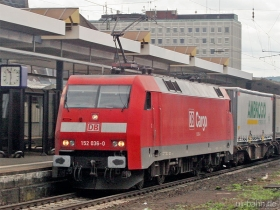 DB | 152 036-0 | Koblenz Hbf | 15.08.2007 | (c) Uli Kutting