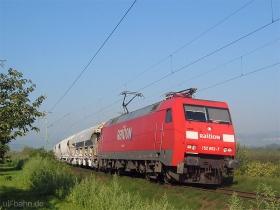 DB | 152 052-7 | Gau-Algesheim | 21.09.2006 | (c) Uli Kutting