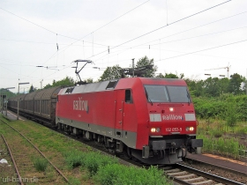 DB | 152 053-5 | Wiesbaden-Schierstein | 27.06.2006 | (c) Uli Kutting