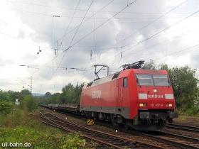 DB | 152 057-6 | Wiesbaden-Biebrich | 5.10.2006 | (c) Uli Kutting
