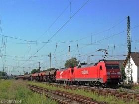 DB | 152 067-5 | 185 003-1 | Gau-Algesheim | 3.08.2006 | (c) Uli Kutting