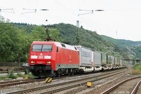 DB | 152 073-3 | Oberlahnstein | 22.09.2015 | (c) Uli Kutting