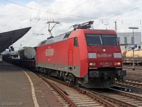 DB | 152 078-2 | Neuwied | 13.07.2007 | (c) Uli Kutting