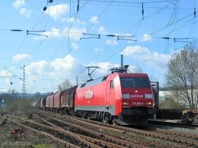 DB | 152 080-8 | Wiesbaden-Biebrich | 20.03.2007 | (c) Uli Kutting
