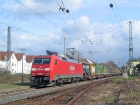 DB | 152 084-0 | Wiesbaden-Biebrich | 20.03.2007 | (c) Uli Kutting