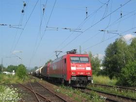 DB | 152 090-7 | Wiesbaden-Biebrich | 21.07.2006 | (c) Uli Kutting