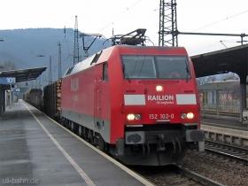DB | 152 102-0 | Bingen Hbf | 5.02.2007 | (c) Uli Kutting