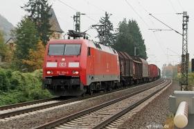DB | 152 104-6 | Leutesdorf | 27.10.2015 | (c) Uli Kutting