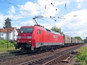 DB | 152 112-9 | Wiesbaden-Biebrich | 6.06.2006 | (c) Uli Kutting