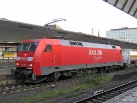 DB | 152 112-9 | Koblenz Hbf | 6.09.2006 | (c) Uli Kutting