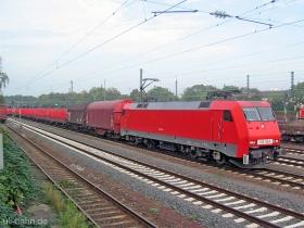 DB | 152 118-6 | Bischofsheim | 10.10.2006 | (c) Uli Kutting