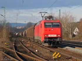 DB | 152 119-4 | Wiesbaden-Biebrich | 10.01.2007 | (c) Uli Kutting