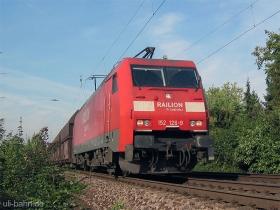 DB | 152 126-9 | Mainz Kosteheim | 14.09.2006 | (c) Uli Kutting