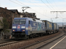 "DB | 152 135-0 | ""TFG"" | Oberlahnstein | 10.03.2010 | (c) Uli Kutting"